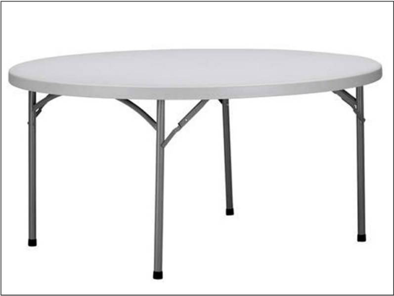 Location Table Ronde Diam 180 Cm Mat Riel De R Ception Marseille Evp V Nements En Provence