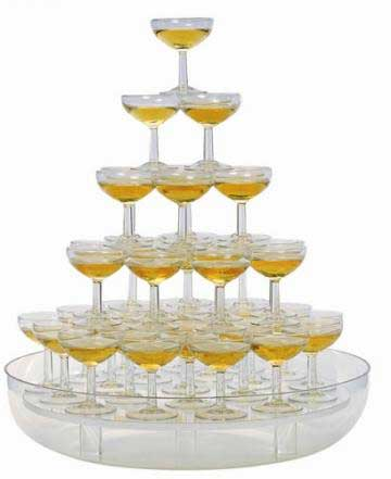 LOCATION CASCADE CHAMPAGNE 48 COUPES