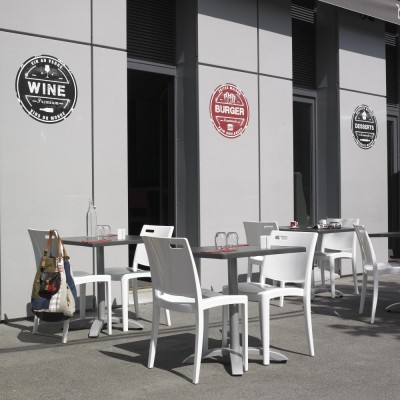 LOCATION MOBILIER TERRASSE CAFE MARSEILLE
